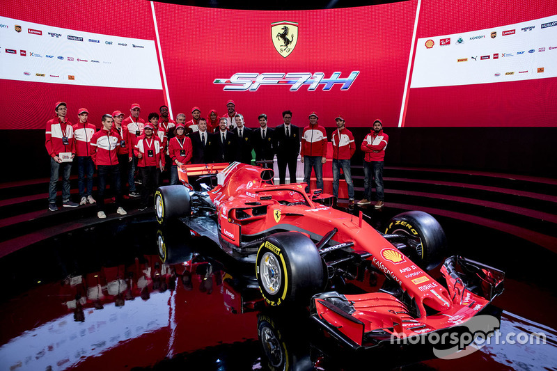 Sebastian Vettel, Ferrari, Kimi Raikkonen