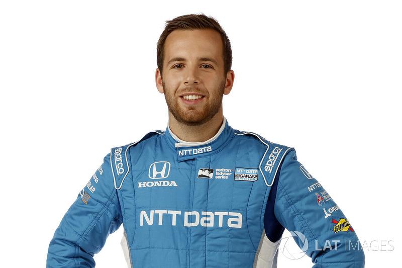 #10: Ed Jones, Chip Ganassi Racing, Honda