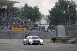 Tom Blomqvist, BMW Team RBM, BMW M4 DTM  World Copyright: Alexander Trienitz