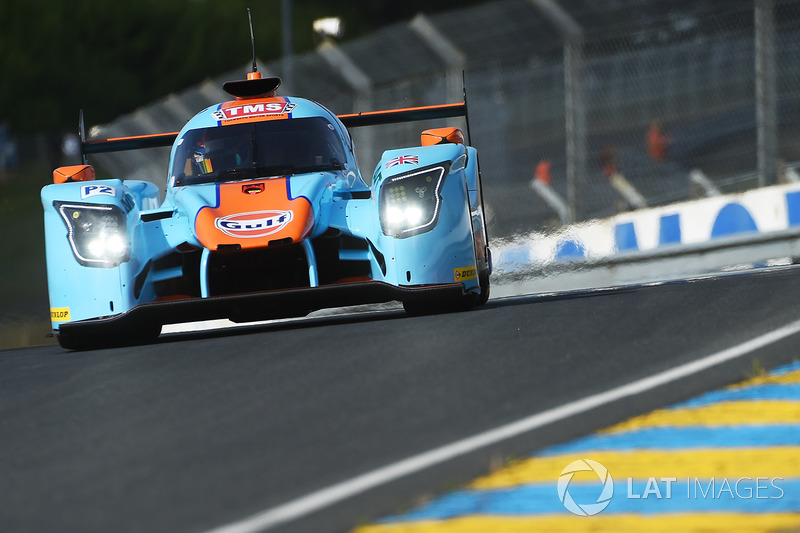 21. LMP2: #34 Tockwith Motorsports, Ligier JS P217 Gibson