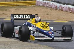 Найджел Мэнселл, Williams FW10 Honda