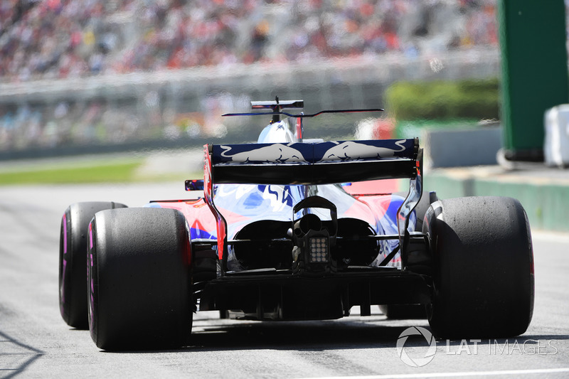 Verlierer: Toro Rosso
