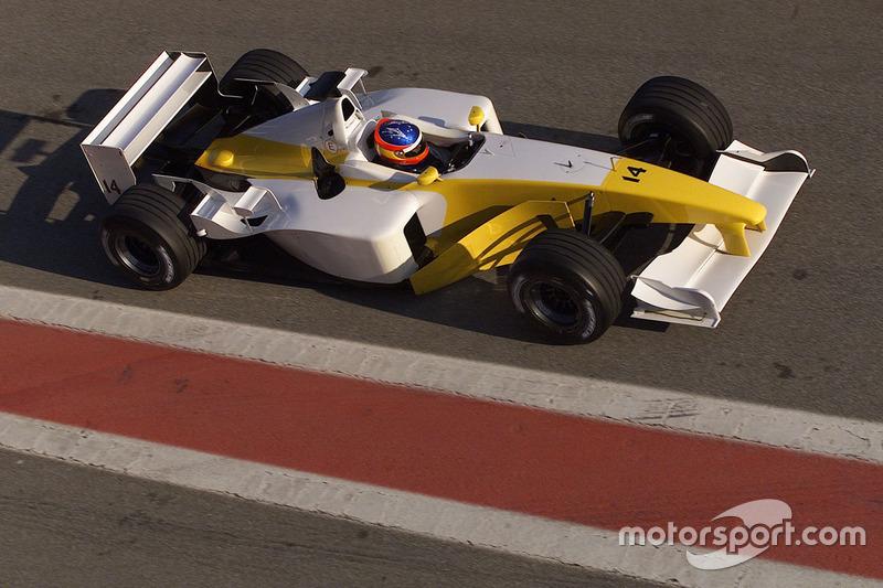 Renault B201 (2002)