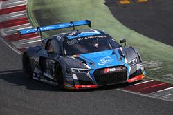 #3 Team WRT Audi R8 LMS: Clément Mateu, Josh Caygill, Jon Venter