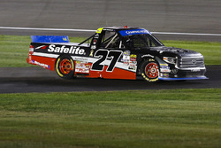 Race winner Ben Rhodes, ThorSport Racing Toyota