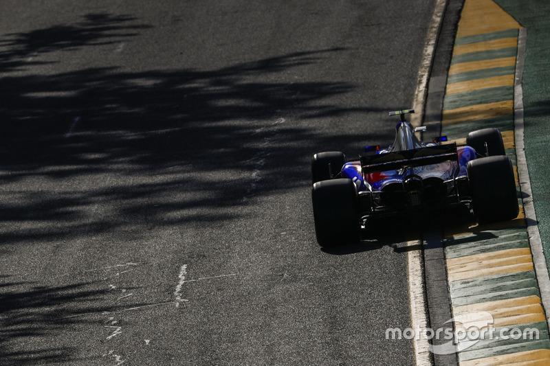 8. Carlos Sainz Jr., Scuderia Toro Rosso