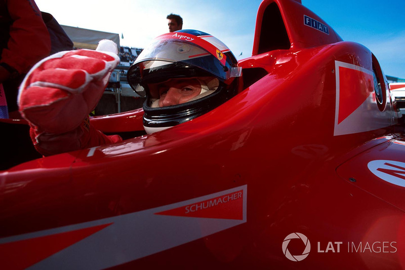 1996 French GP, Ferrari F310