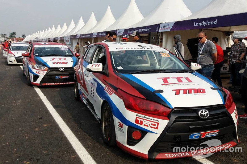 Toyota Team Indonesia, BSD Grand Prix