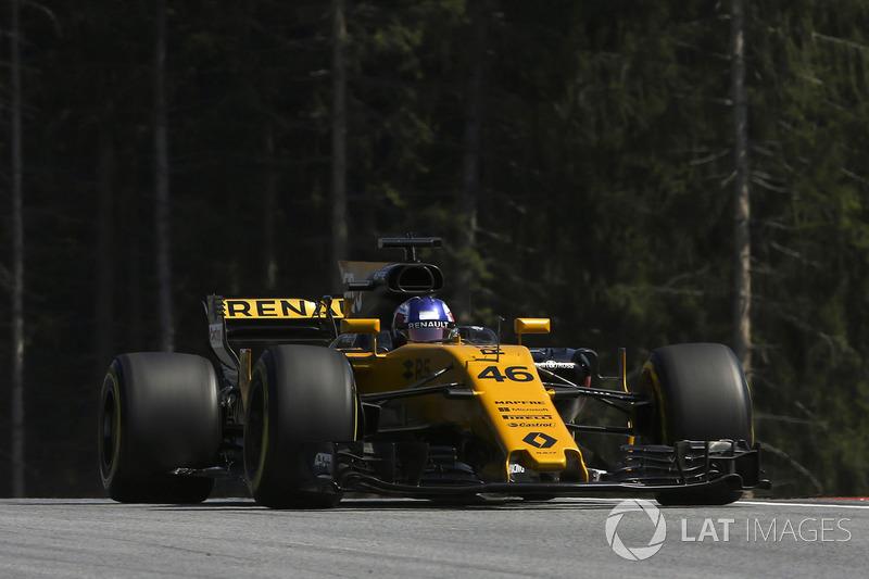 Сергій Сироткін, Renault Sport F1 Team RS17