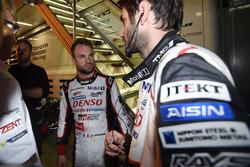 Nicolas Lapierre, Toyota Gazoo Racing, après l'abandon