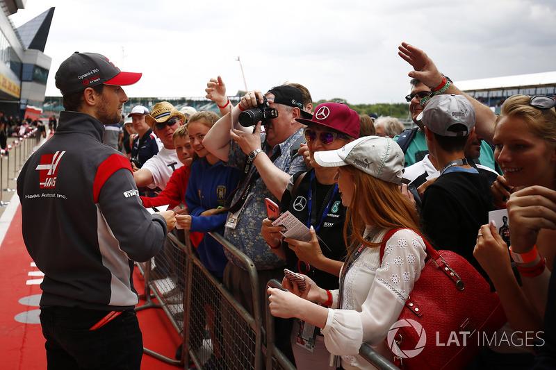 Ромен Грожан, Haas F1 Team