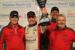Marcel Steiner e la Steiner Motorsport