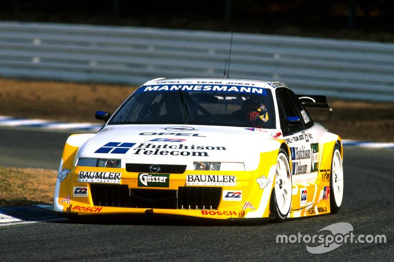 Алекс Вурц, Opel Calibra