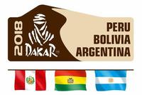 Logo Dakar 2018