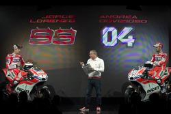 Ducati-Präsentation 2017 (Screenshot)