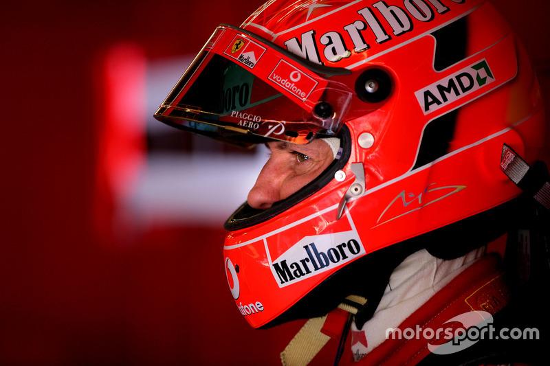 2005 год: Ferrari