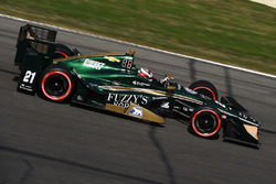 Zach Veach, Ed Carpenter Racing Chevrolet