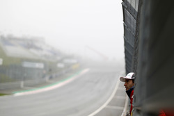 Mike Rockenfeller, Audi Sport Team Phoenix, Audi RS 5 DTM im Nebel