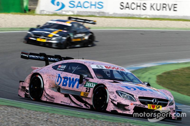 Lucas Auer, Mercedes-AMG Team Mücke, Mercedes-AMG C 63 DTM DTM
