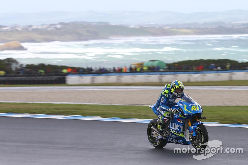 Aleix Espargaró, Team Suzuki Ecstar MotoGP