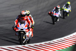 Андреа Довициозо, Ducati Team и Андреа Янноне, Ducati Team