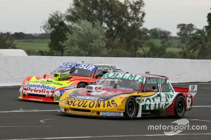 Nicolas Bonelli, Bonelli Competicion Ford, Jonatan Castellano, Castellano Power Team Dodge