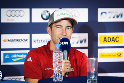 Press Conference: Mike Rockenfeller, Audi Sport Team Phoenix, Audi RS 5 DTM