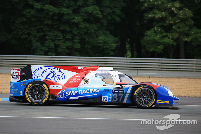 #37 SMP Racing - LMP2
