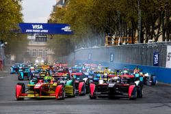 Lucas di Grassi, ABT Schaeffler Audi Sport, Sam Bird, DS Virgin Racing Formula E Team