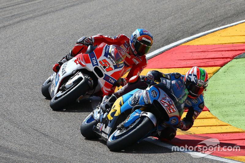 Hayden fährt bei Marc VDS für Jack Miller – Ersatz auch bei Ducati