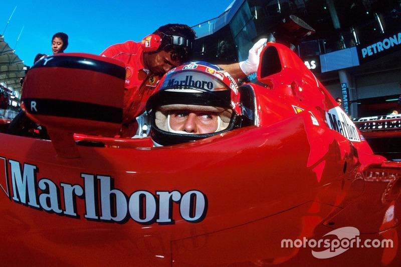 #22 GP de Malaisie 1999 (Ferrari F399)