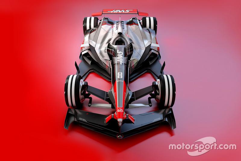 Haas F1 Team 2030