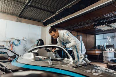 Launching Mercedes-Benz EQ Formula E Team
