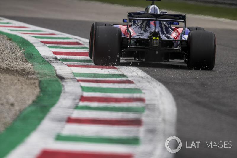12 місце — Брендон Хартлі (Нова Зеландія, Toro Rosso) — коефіцієнт 1001,00