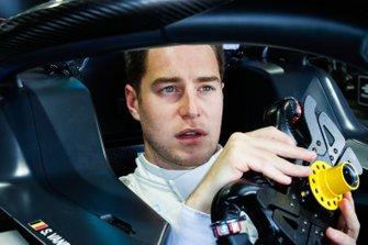 Stoffel Vandoorne, HWA Racelab in the cockpit