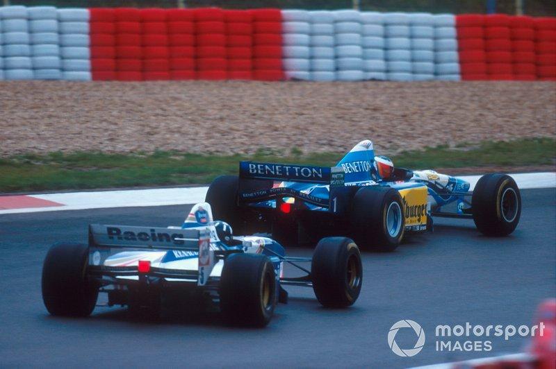 جائزة أوروبا الكبرى 1995