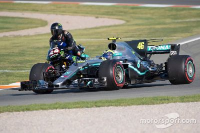 Monster Energy: Lewis Hamilton i Valentino Rossi