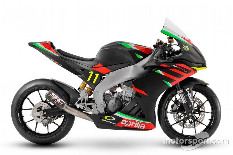 Presentazione Aprilia Racing