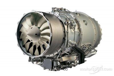 HF120 Turbofan Jet Engine