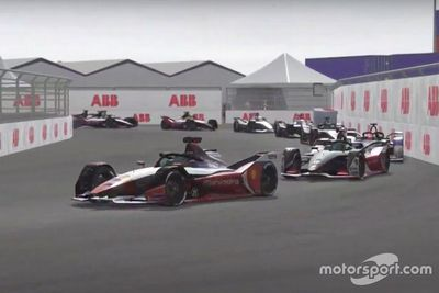 Formula E: Race at Home Challenge - 7. kör