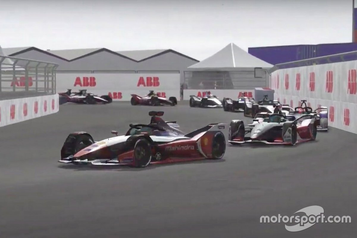 Formula E: Race at Home Challenge - Round 7