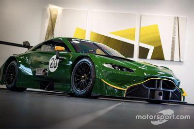 Aston Martin bij DWA Autohaus