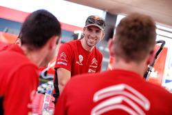 Anders Jäger, Citroën C3 WRC, Citroën World Rally Team