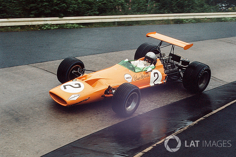 Bruce McLaren - 1 galibiyet