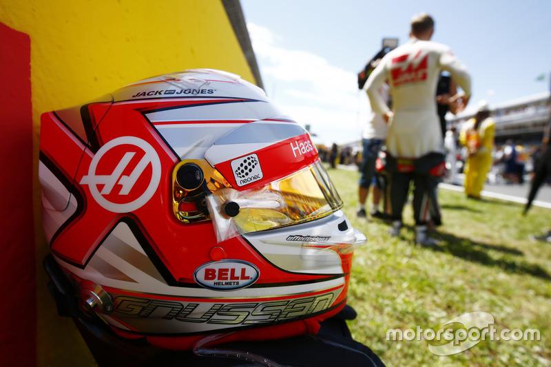 Шолом Кевін Магнуссен, Haas F1 Team