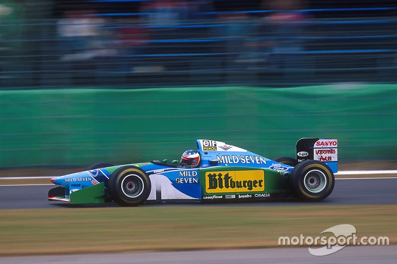 1994: Benetton
