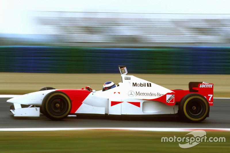 1996: McLaren-Mercedes MP4/11