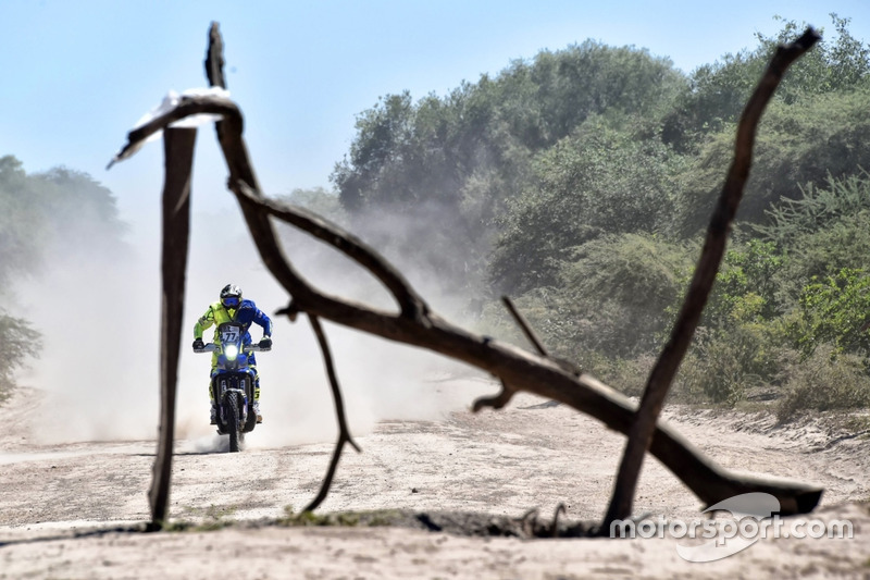 #77 Sherco TVS Racing Sherco: Aravind KP