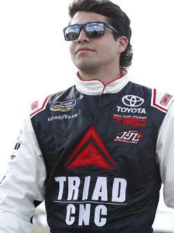 Jesse Little, Triad CNC Toyota Tundra