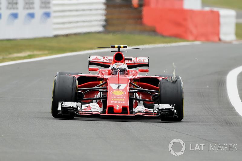 3. Кімі Райкконен, Ferrari